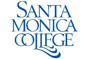 Sant Monica College logo