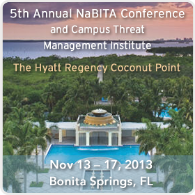 5th Annual NaBITA Conference and Threat Management Institute