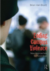 Ending Campus Violence Book Cover
